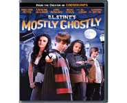 R.L. Stine's Mostly Ghostly starring Ali Lohan comes out on DVD September 30, 2008.