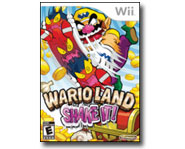 He's fat, he's stinky and he's back with Wario Land: Shake it for Nintendo Wii! Here's our game review.