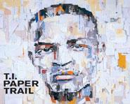 T.I.'s fifth album, Paper Trail, drops September 30, 2008 on Grand Hustle/Atlantic.