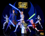 Star Wars: The Clone Wars premieres October 3, 2008 on the Cartoon Network.