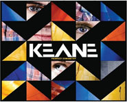 Keane's new album, Perfect Symmetry, is out now on Interscope Records.