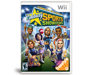 Play as, or beat, your favorite celebrities> in EA's upcoming Celebrity Sports Showdown game for Wii! Grab an exclusive video, right here!