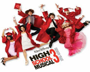 High School Musical 3 :: Senior Year opens on October 24, 2008. The soundtrack is available October 21.