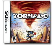 Toki and his tornado-riding Cosmic Cleaners need your help to save the Earth from a Black Hole! We review this new DS game here.