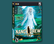 Get spooked by the haunted Castle Malloy in the free game demo of the latest Nancy Drew game. Here's how!
