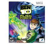 Ben 10: Alien Force for Nintendo Wii