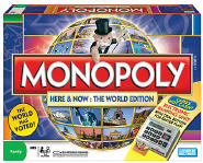 Monopoly: Here & Now: The World Edition