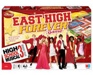 High School Musical 3: Senior Year: East High Forever Game