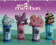 MyMeebas by Mattel