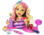Barbie Candy Glam Style Station Styling Head