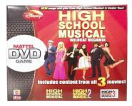 High School Musical 3 DVD Game