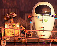 Wall●E is the latest animated blockbuster on DVD from Disney and Pixar.