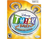Disney Th!nk Fast by Disney Interactive Studios
