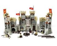 Mega Bloks Legends: King Arthur Battle Action Castle