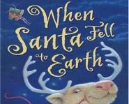 When Santa Fell to Earth by Cornelia Funke