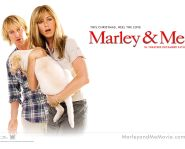 Marley and Me, starring Owen Wilson and Jennifer Aniston