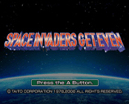 Space Invaders Get Even is a cool new take on the classic Space Invaders arcade game.