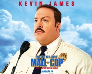 Paul Blart: Mall Cop starring Kevin James