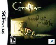 Coraline The Video Game hits stores January 27, 2009