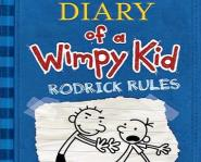 Diary of a Wimpy Kid :: Rodrick Rules by Jeff Kinney