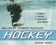 All-Star Sports Puzzle Books: Hockey by Jesse Ross
