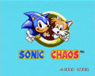 Sonic Chaos for the WiiWare is old school fun