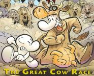 Bone #2: The Great Cow Race by Jeff Smith