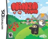 Mr. Demon and his Wee Devils are attacking Ninja Town! Fight back with ninjas!