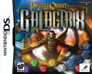 Puzzle Quest: Galactrix is the newest game of the Puzzle Quest games