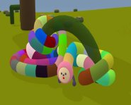 Noby Noby Boy hits the PSN with it's weird gameplay