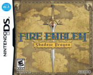 Fire Emblem: Shadow Dragon for Nintendo DS is a remake of a classic.