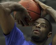 Tyreke Evans of the Memphis Tigers