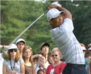 Tiger Roars Back to Win Again