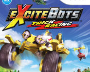 Excitebots: Trick Racing allows you to, using tools coming from out of your car to play darts, bowling, and even poker while also racing your opponents like in a normal racing game. Your cars also appear to be based off of different animals like bats and
