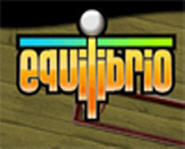 Tilt the world to solve puzzles in Equilibrio, a $5 game for the Wii.