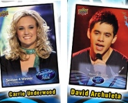 American Idol Collectible Cards