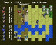 Nobunaga's Ambition :: Wii Virtual Console