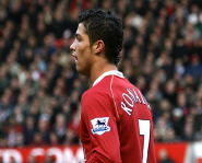 Manchester United Player Cristiano Ronaldo