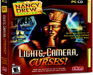 Nancy Drew Dossier: Lights, Camera, Curses! from Her Interactive