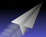 Make your own Paper Airplane and set a record