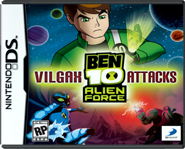 Ben 10: Alien Force 2: Vilgax Attacks comes out on the Wii, DS, PS3, PSP and Xbox 360!