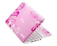 Check out the pink netpal from Disney