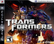 Transformers: Revenge of the Fallen for PS3 and Xbox 360