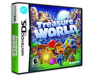 Treasure World for Nintendo DS