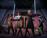 The Heroes of Star Wars: The Clone Wars