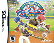 Check out Little League World Series Baseball 2009 for Nintendo DS