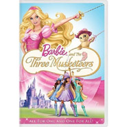 Check out Barbie And The Three Musketeers
