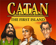 Settlers of Catan on Nintendo DS