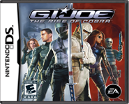 Become part of the team in G.I. JOE: The Rise of Cobra