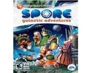 Spore Galactic Adventures Expansion Pack